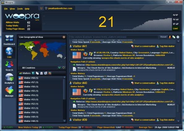 woopra-live-dashboard